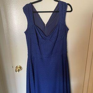 Bettie Page Maxi Dress